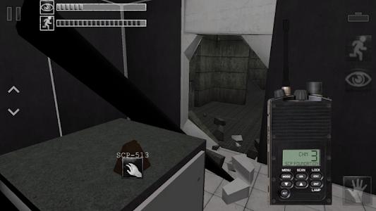 SCP - Containment Breach Mobile 0.8.9 (Unlocked)