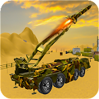 Missile Launcher Simulator Truck icon