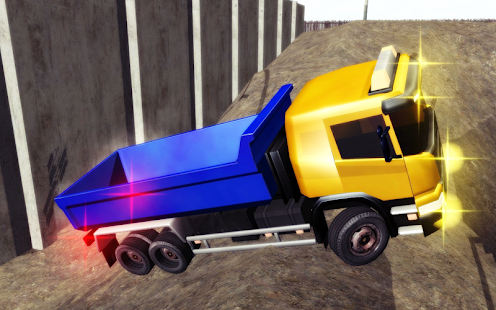 Truck Freight Transportation screenshot