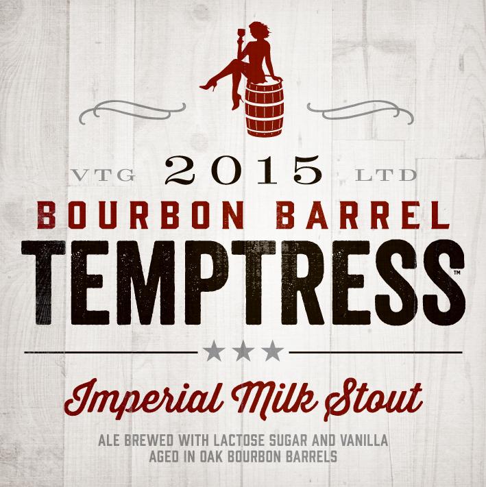 Logo of Lakewood Bourbon Barrel Temptress (2015)