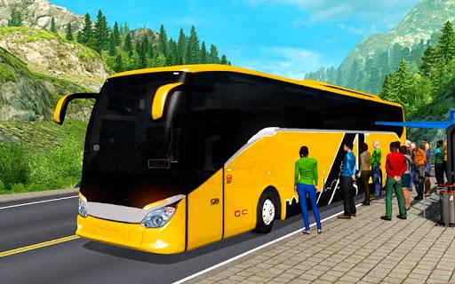 US Smart Coach Bus: Free Driving  screenshots 1