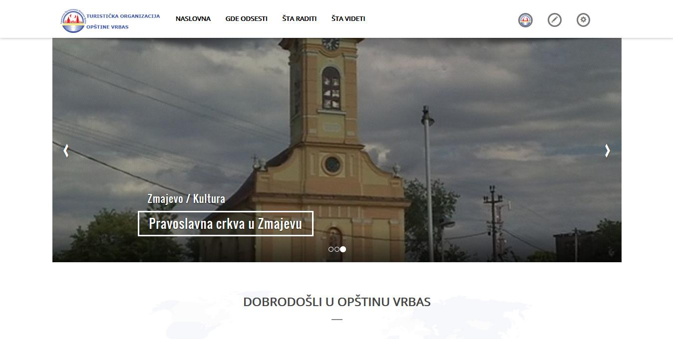 VRBAS TOURIST INFO- screenshot