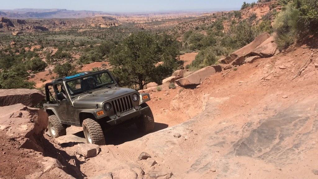 Led Jeeps Spotlights