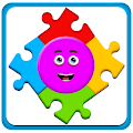Learn Shapes and Shapes Puzzles for Kids