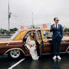 Wedding photographer Olga Baranenkova (baranenkovaolya). Photo of 21.06.2017