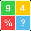 Be a Math Expert - Math Games icon