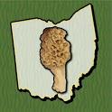 Ohio Mushroom Forager Map Morels Chanterelles icon