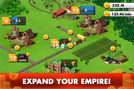 Idle Train Empire 105 screenshots 1