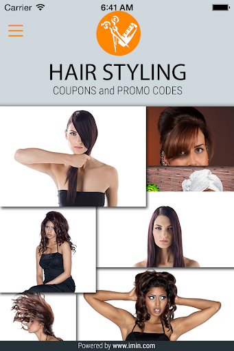 Hair Styling Coupons – I'm In