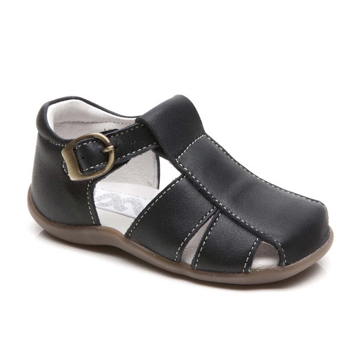 Primary image of Step2wo Tiny - Closed Leather Sandal