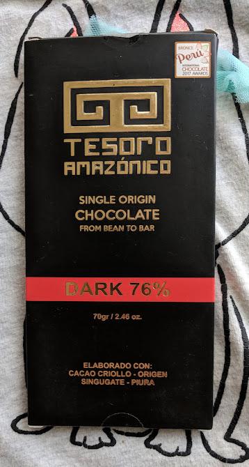 76% Tecoro Amazonico Bar