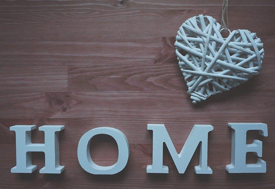 Conceptual, Wooden, Decorative Letters, Heart