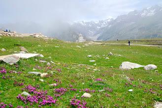 Photo: A pocs metres passat el Rohtang la (3.998m)