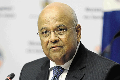 Pravin Gordhan fires off legal demand for proof after 'untrue' collusion claim