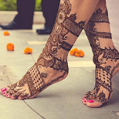 Tải Foot/Feet Mehndi Designs 2018 APK