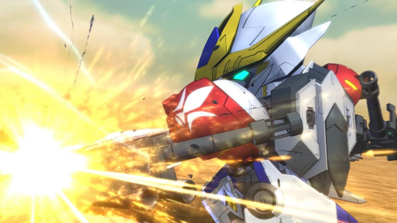 [SD Gundam G Generation Genesis] DLC ชุดที่ 1 เปิดให้ดาวน์โหลดแล้ว!