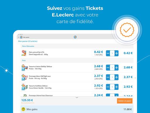 LeclercDrive & LeclercChezMoi 10.1.5 screenshots 8