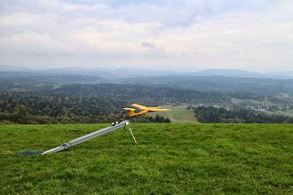 Photo: Na zdjęciu start samolotu bezzałogowego PW- OSA!