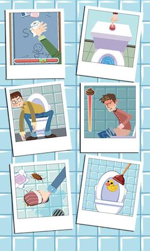 Toilet & Bathroom Rush screenshot 8