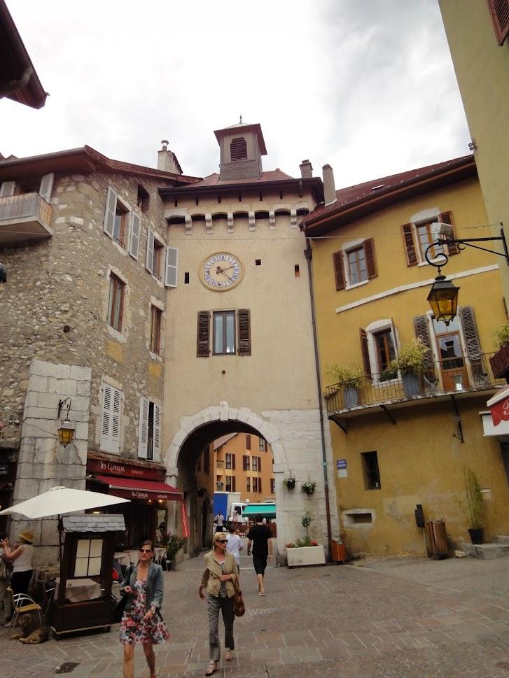 Porte Sainte-Claire à Annecy