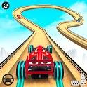 Formula Car Racing Stunts icon