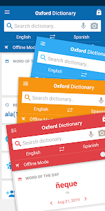Concise Oxford Spanish Dictionary Mod Apk Download For Android 3