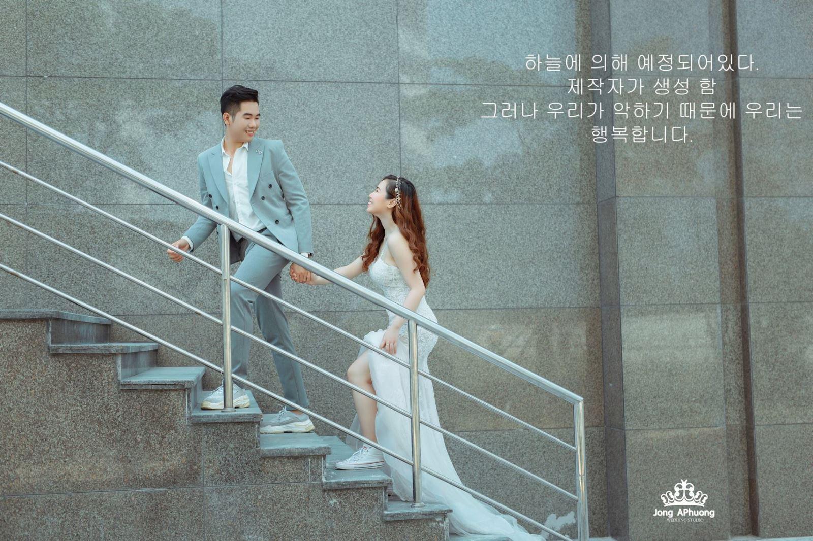 Tạo dáng ấn tượng và địa chỉ chụp ảnh cưới tại Đà Nẵng