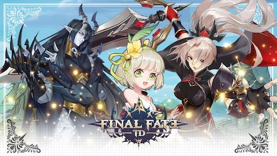 Final Fate TD Mod Apk (Mod Menu + Damage Multiplier) 1