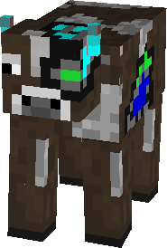 a Cow from the future