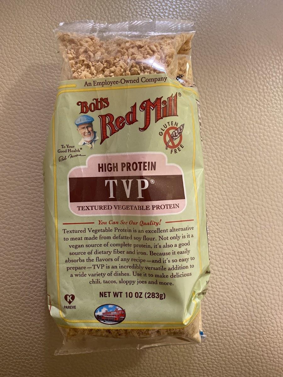 High Protein TVP