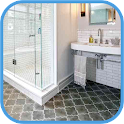 Bathroom Tile Design Ideas icon