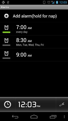 Alarm Clock Plus screenshot 2