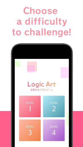 Logic Art - Simple Puzzle Game  screenshots 4