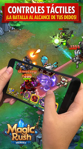 Magic Rush: Heroes  trampa 1