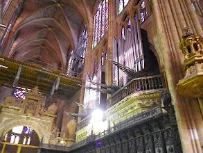 Photo: Les orgues de la cathédrale
