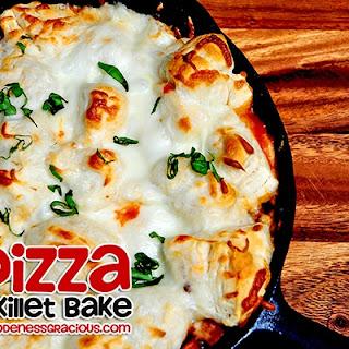Pizza Skillet Bake.