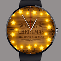 Christmas & New year 2020 - Watch Faces XMAS icon