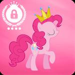 Magic Pinkie Pie Smiling Pony Wallpaper App Lock