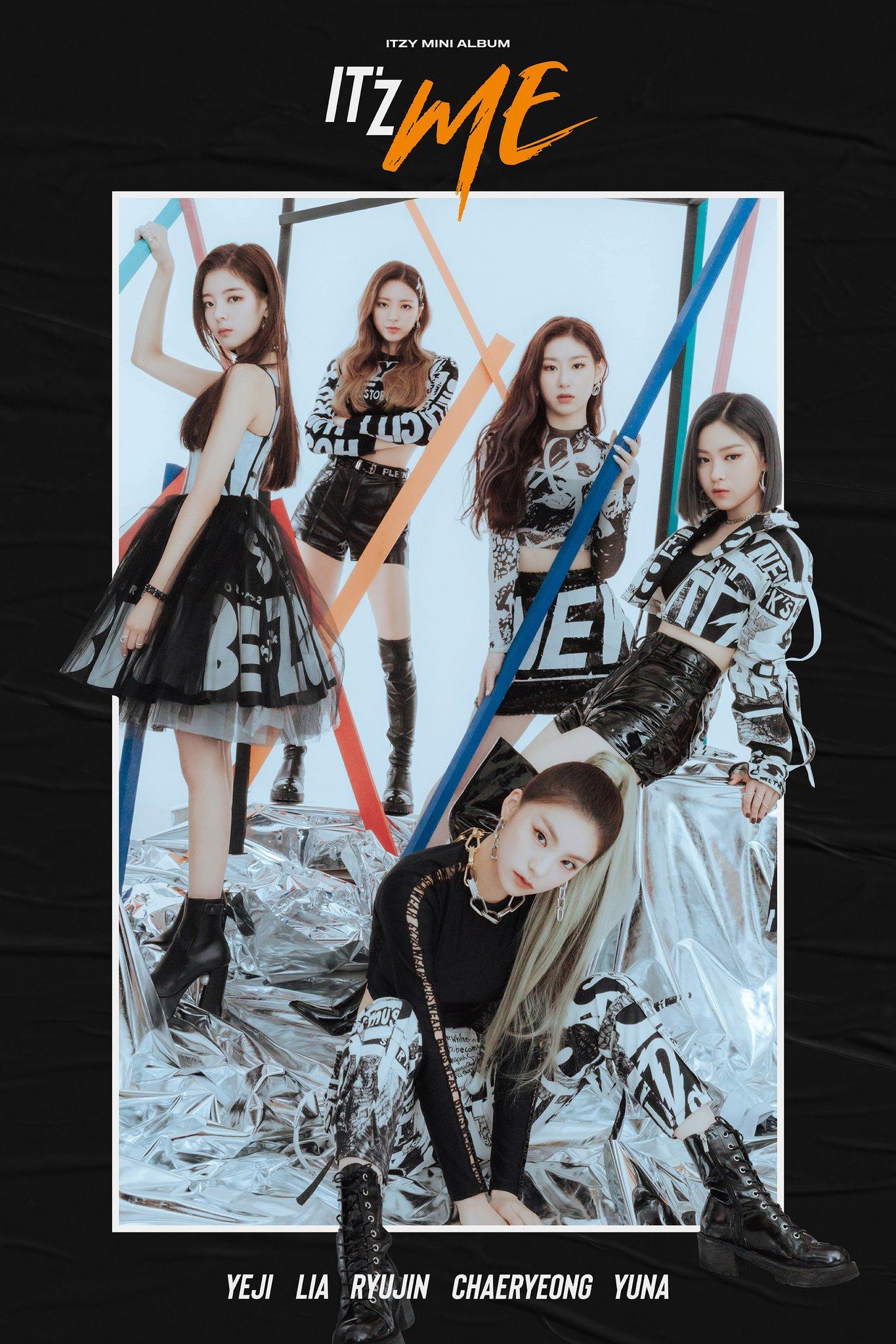itzy fan comeback gift 2