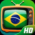 Tv Brasil - Canais tv ao vivo no Celular Gratis icon