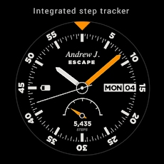 Escape Watchface Android Wearのおすすめ画像2