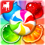 Yummy Gummy v2.7.5 [Infinite Coins & Lives + 100 Moves]