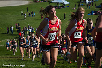 Photo: JV Girls 44th Annual Richland Cross Country Invitational  Buy Photo: http://photos.garypaulson.net/p110807297/e46d18d78