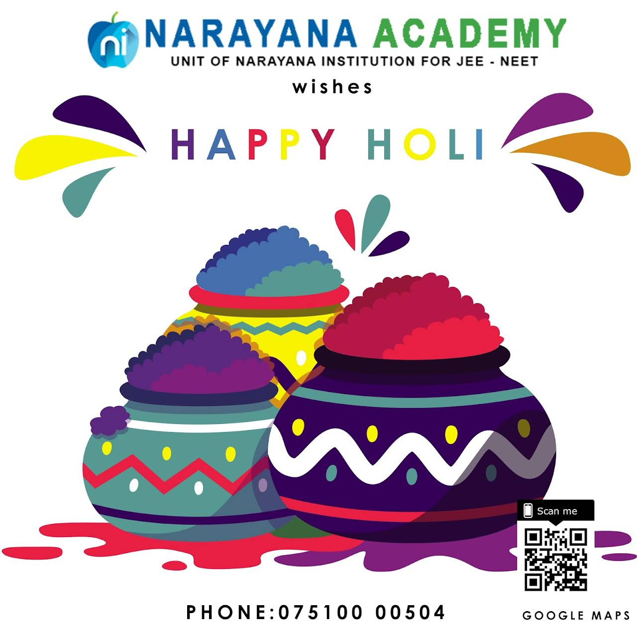 Narayana Academy - IIT Coaching Centre
