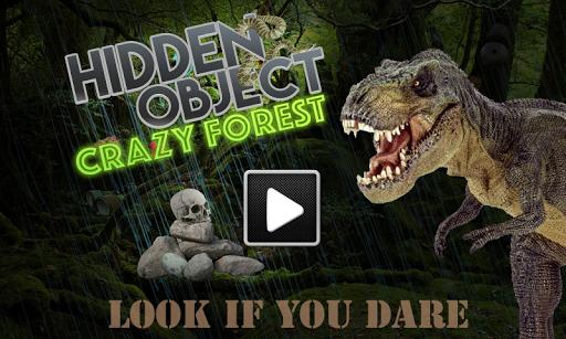 Hidden Object - Crazy Forest