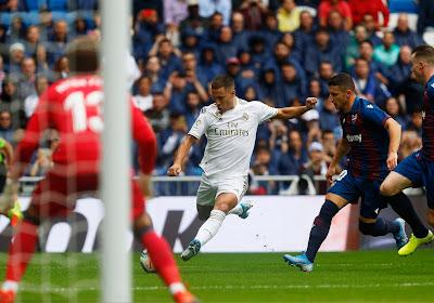 Eden Hazard sur la pelouse au PSG? Zizou répond