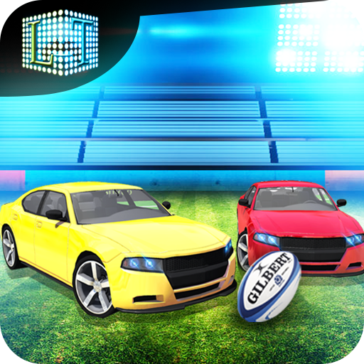 Car Rugby Championship -Ultimate Goal shooting (game)
