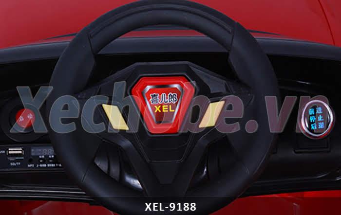 Xe ô tô điện cho bé dòng xe mới hiện nay