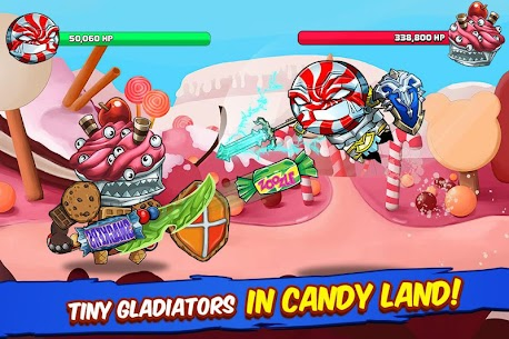 Tiny Gladiators – Fighting Tournament v2.4.0 [MOD] 1