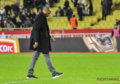 """Thierry Henry veut rapidement un buteur : """"Vous avez vu les occasions manquées, c'est vraiment plus qu'important"""""""